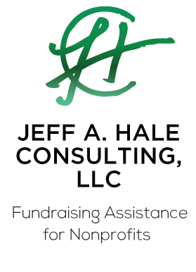 Jeff Hale Consulting, LLC Sticky Logo